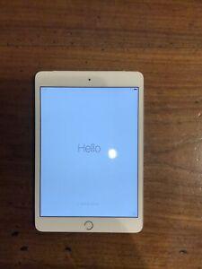 Apple iPad mini 3 64GB, Wi-Fi + Cellular (Verizon), 7.9in - Silver