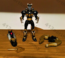 "Power Rangers Wild Force DX ""Black Savage Battle Ranger"" (Complete)"