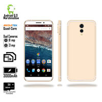 GSM 4G LTE SmartPhone 5.6in Android 6.0 (FACTORY UNLOCKED) + Fingerprint Scan