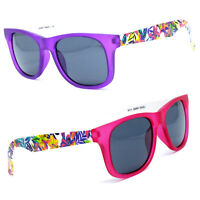 Fashion Kids Girls Cute Flower Retro Sunglasses Little Girl Shades Rectangular