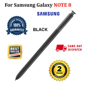 Original For Samsung Galaxy NOTE 8 Stylus S Pen OEM Replacement Pencil NEW BLACK