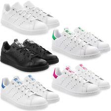 Adidas Stan Smith J Junior Baskets Chaussures de Sport Femme Unisexe Cuir