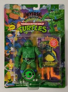 TMNT Creature From The Black Lagoon Leo PLAYMATES Teenage Mutant Ninja Turtles