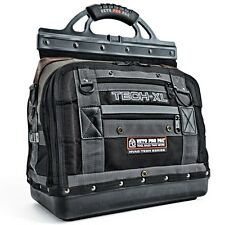 VETO PRO PAC TECH XL TOUGH TOOL BAG: 80 TIERED POCKETS, 14 NEOPRENE POCKETS