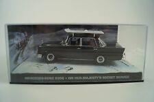 Modellauto 1:43 James Bond 007 Mercedes-Benz 220S Nr. 117
