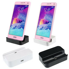 Universal Micro Carga USB Sincronización Base de Para Teléfono Celular aplicado