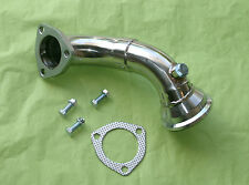 Burstflow downpipe F VorKat Ersatzrohr 60 mm passend für OPEL Astra G H OPC 2.0L