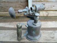 Butler 200K Vintage Brass Blow Lamp Torch Ontario Canada