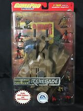 GamePro Command and Conquer Renegade MAMMOUTH TANK with 5NOD & 5GDI Soldiers