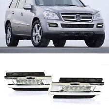 White LED DRL Daytime  Light Run lamp For Mercedes-Benz W164 GL450 2006-2009