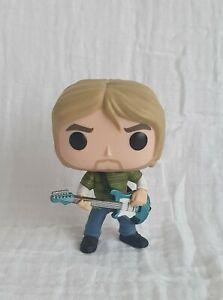 Kurt Cobain Series 3 Funko Pop Green Shirt Teen Spirit *No Box*
