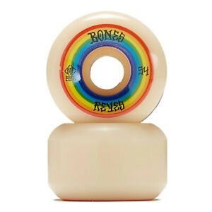 BONES Skateboard Wheels STF Reyes Portal Pro Model 54mm V6 99a 4pk - FREE POST