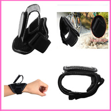 Wrist Bike Mirror Rear View Strap Cycling Bicycle Hand Arm Gloves Accessories