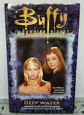 Buffy The Vampire Slayer Deep Water Novel Book