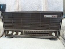 Vintage General Electric GE Plastic Tube Radio (Similar to Model 1525A)  WORKS