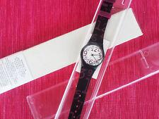 Cute & Funny WATCH. Black, Purple, White (WOTTOLINE, Reloj). Brand NEW, boxed!