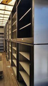 Metal Storage Unit Racking Cupboards Warehouse Garage Heavy Shelf Shelves Bay