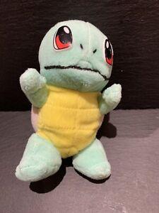 Pokemon Squirtle Soft Toy Plushie || Nintendo || Game Freak || 2000