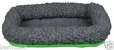 TRIXIE COSY GUINEA PIG BED 30x22cm   GREY & GREEN
