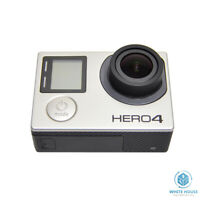 GoPro HERO4 Action Camera HWPP1 + Waterproof Case (Silver)