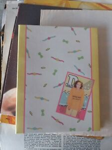 QUADERNO PICCOLO AD ANELLI VINTAGE DOLLY A5