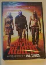The Devil's Rejects DVD (Rob Zombie) NEW full screen