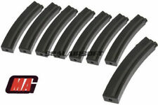 MAG 90rd Airsoft Toy Magazine For Marui Std CYMA ICS JG MP5 MP5K Series AEG 8PCS