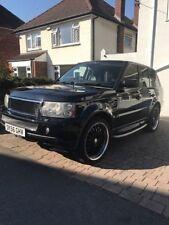 Range Rover Sport HSE 4x4 New MOT 2007 Black