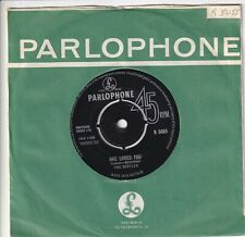 """THE BEATLES...SHE LOVES YOU..EXCELLENT 1963 PARLOPHONE POP / BEAT / BEATLES 7"""""""