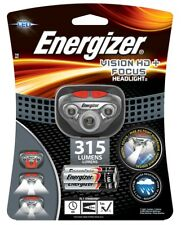 Energizer Vision HD Focus LED 250lumen Headlamp Hdd32e