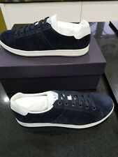 mens prada calzature uomo  shoes in size uk 9.5 blue in colour