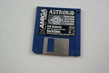 Amiga Format cover disk 128b Astrokid RockSlide Evil Insects TESTED WORKING