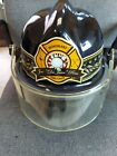 2010 Bullard LT Series Fire Helmet Honorary Chief Card Signed By Firefighters