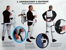 Star Wars stormtrooper Costume Armour FREEhelp page ONLY NO ARMOUR.Hope it helps