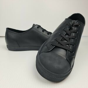 Colorado Unisex Universal Black Upper Leather Shoes NEW in Box 121096248