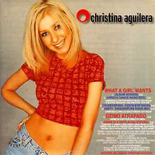 CD Single Christina AGUILERA RARE PROMO MEXICO 7-track CARD SLEEVE