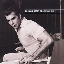 BRAND NEW Heart of a Champion by Carman (CD, Oct-2000, 2 Discs, Sparrow Records)