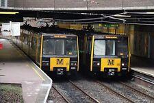 Tyne and Wear Metro No.4069 4029 @ Heworth (35mm Slide & 6x4 Photo)