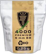 Elite Force Bio Bbs 0,25g 4000Stück Blanc