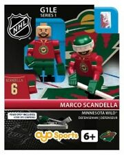 Marco Scandella OYO Minnesota Wild Mini Figure NHL HOCKEY G1