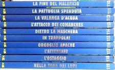 LOTTO TEX COLLEZIONE STORICA COLORI REPUBBLICA ESPRESSO SEQUENZA N.110-119