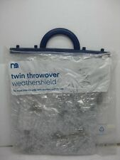 Stroller Raincover Mothercare Twin Throwover Weathershield
