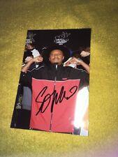 Soprano The Voice Photo Dedicace Autograph