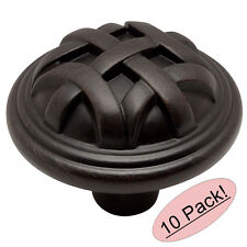 *25 Pack* Cosmas Oil Rubbed Bronze Cabinet Knobs #7065ORB