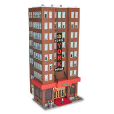 Menards ~ O Gauge York Hotel Royale