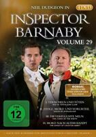 Inspector Barnaby, Vol.29 - 4 DVDs NEU