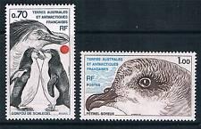 French Antarctic/TAAF 1980 Antarctic Fauna SG138/9 MNH