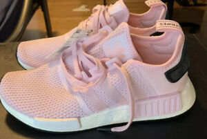 Size 10 - adidas NMD R1 Clear Pink 2018