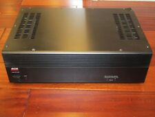 ADCOM GFA-545 2 Channel High Current Amplifier 100W/Channel AS-IS FOR PARTS
