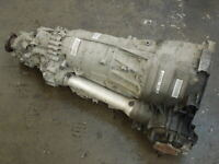 Audi A8 D3 Automatic Gearbox Type Code GZA
